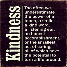 Acts Of Kindness Quotes Pleasing Acts Of Kindness ✌💞  Living In The Moment