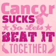 Cancer Sucks Let's Fight