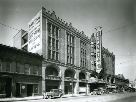 Greystone Ballroom 1920's