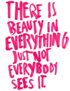 beauty-in-everything-just-not-everybody-sees-it