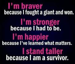 cancer survivor quote