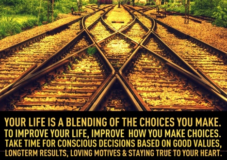 CHOICES-YOU-MAKE