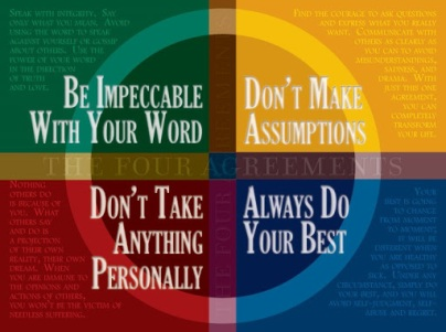 four-agreements-poster